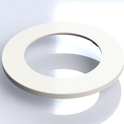 ID LED Cover hvit | Illuminor as