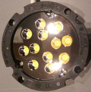 UNILED FLEX Led 350mA Møbelspot   Illuminor as