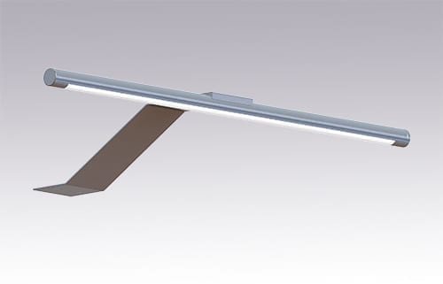 Over Cabinet T-Bar LED 5,4W 12V dc