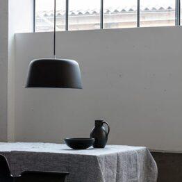 Noir pendel 440 Matt sort | Illuminor as