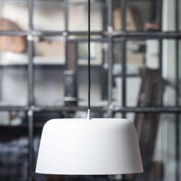 Noir pendel 440 Matt hvit | Illuminor as