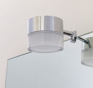 Garonne LED Speillampe 5W | Illuminor as