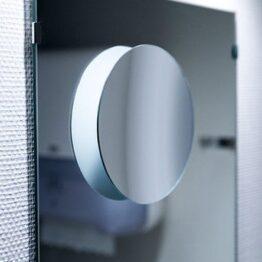 Vienna speil med aluminiumsramme 800mm x 1200mm x D 16mm   Illuminor as