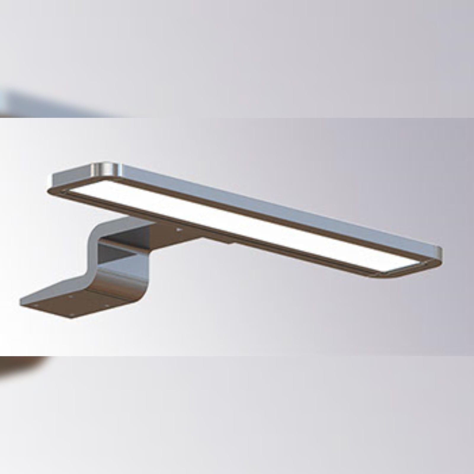 Mosel LED skaplampe 13W 230V IP44   Illuminor as
