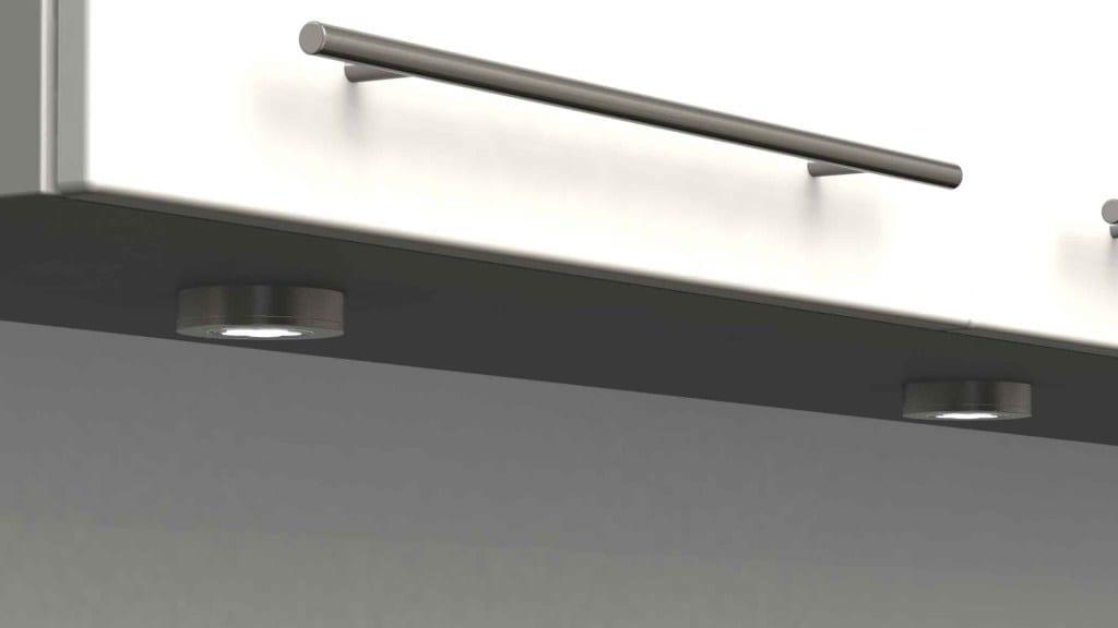 IDLED 12V Møbelspot kit 6 lamper for påbygg | Illuminor as