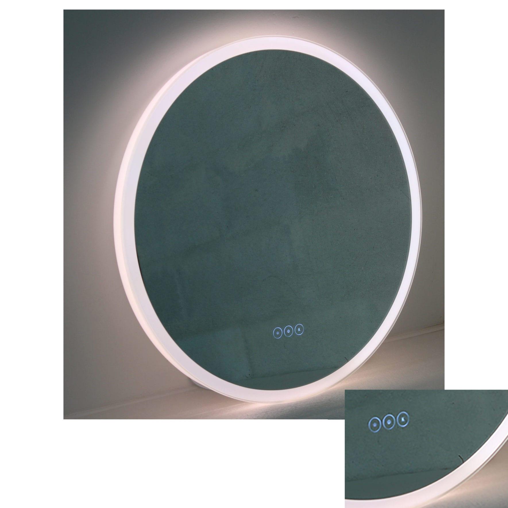 Baderomsspeil Johannesburg MultiWhite® 600mm