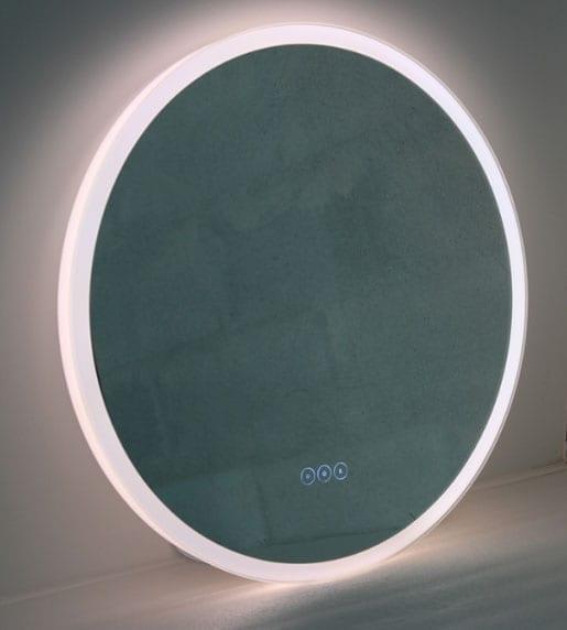 Baderomsspeil Johannesburg MultiWhite® 600mm | Illuminor as